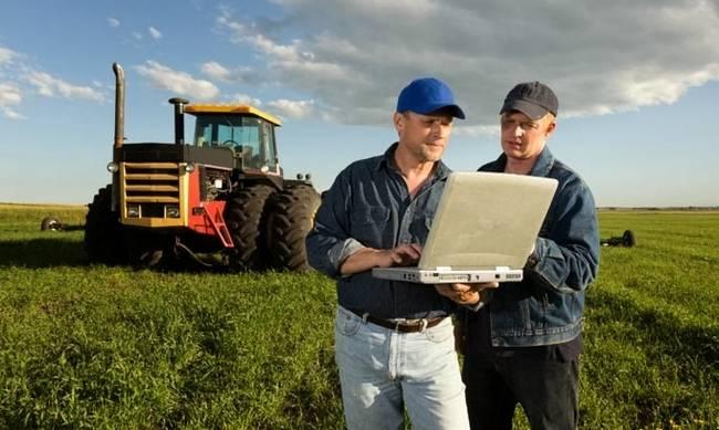 Ξέρετε ότι η ευφυής γεωργία μπορεί να σας οδηγήσει στο μέλλον;